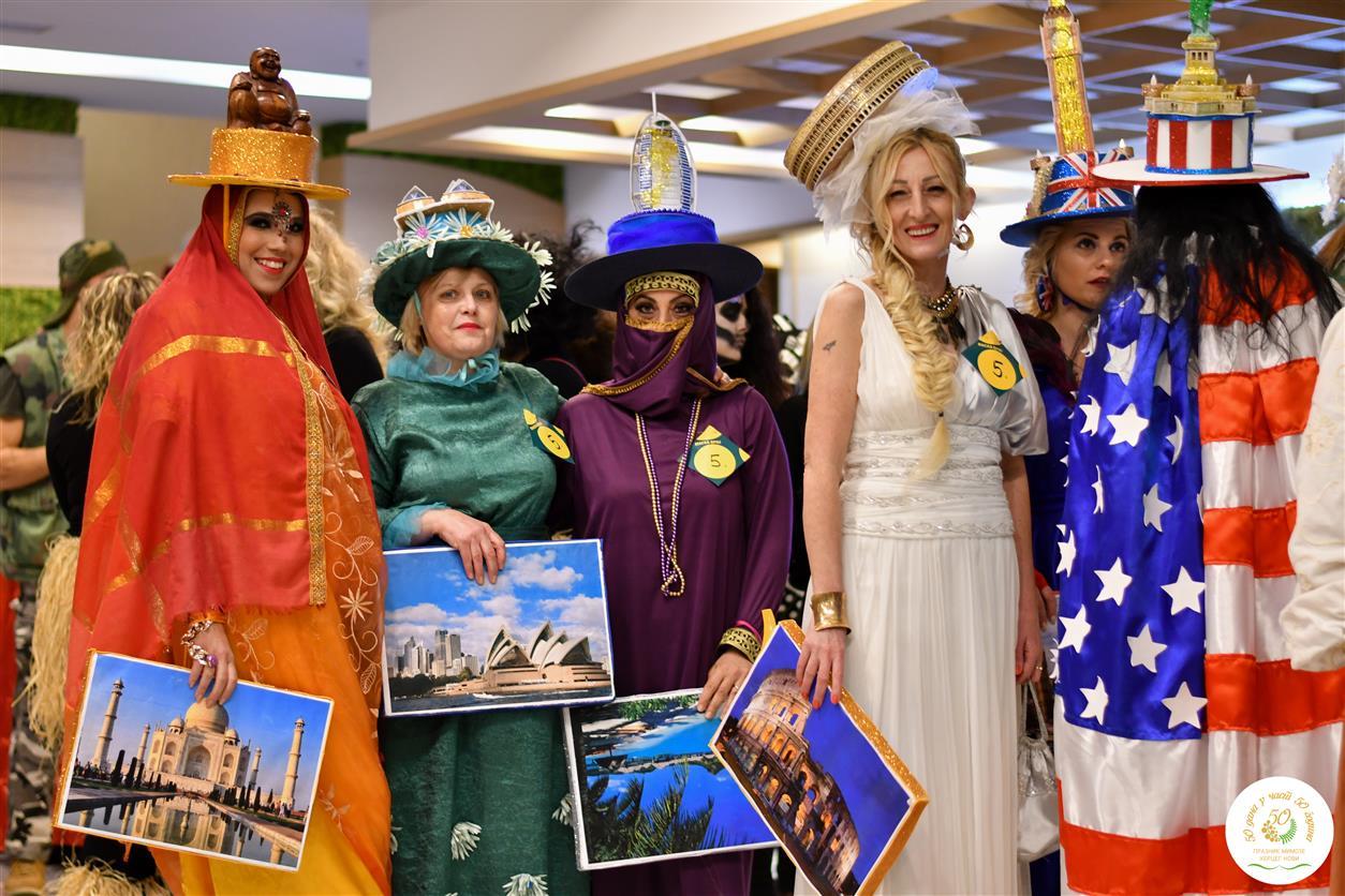 Održan završni maskenbal Praznika mimoze, nagrade za Štrumpfove i Elitni turizam