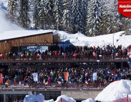 Kolašin 1600: U nedjelju žurka i pokloni povodom zatvaranja zimske sezone