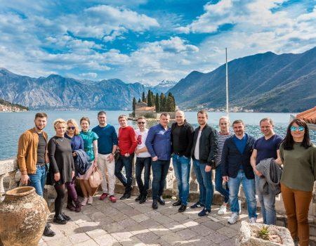 Ukrajinski novinari i investitori u posjeti Luštici Bay: Crna Gora je fantastična!