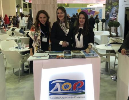 TO Podgorica na sajmu u Moskvi: Razvijamo biznis destinaciju