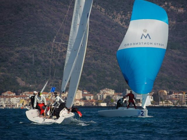 Porto Montenegro domaćin 7. Evropske Match Race ture