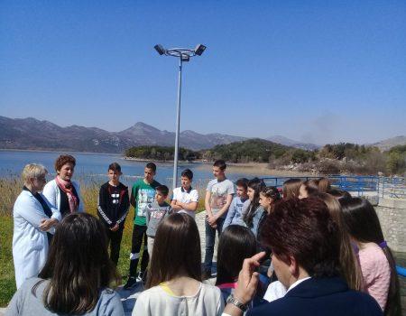 """NPCG i Regionalni vodovod obilježili Svjetski dan voda na vodoizvorištu """"Bolje sestre"""""""