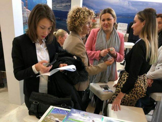 Ponuda crnogorskih nacionalnih parkova na Sajmu turizma u Berlinu