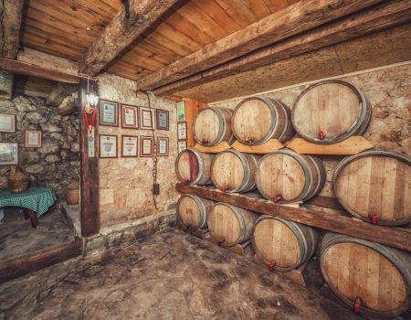 Share Montenegro kod Pajovića: Pitko vino u usuškanom virpazarskom selu