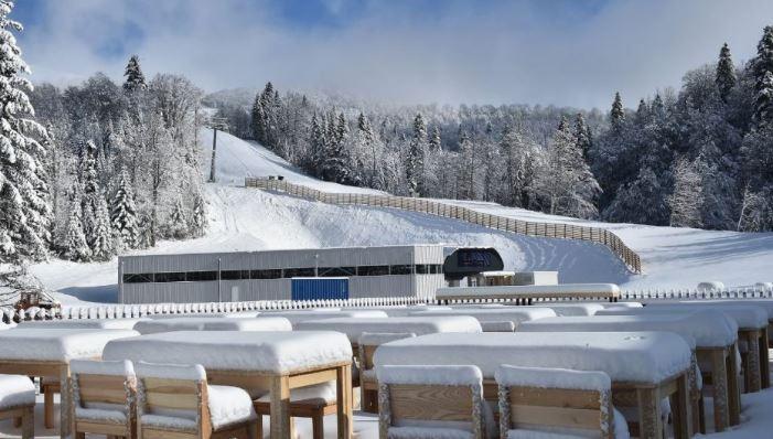 """Raspisan tender za još jednu žičaru na skijalištu """"Kolašin 1600"""""""