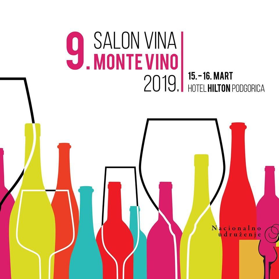 Najveći vinski događaj: Deveti salon MonteVino 15. i 16.marta u Hiltonu