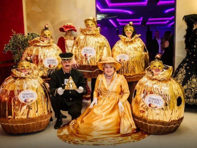 Rocher Ferrero najbolja maska po ocjeni publike