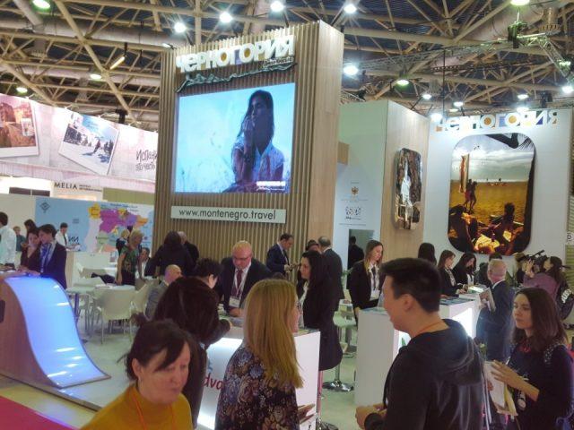 Rusija važno tržište: Turistička ponuda Crne Gore na sajmu turizma u Moskvi