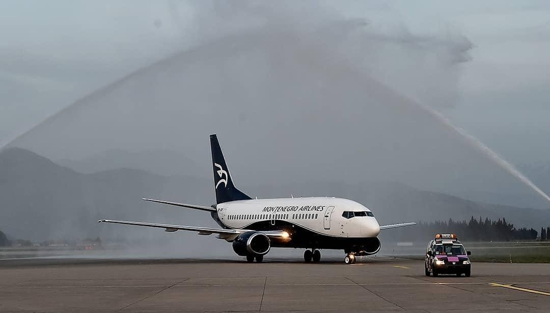 Montenegro airlines objavio ljetnji red lejtenja, nova linija ka Hanoveru!