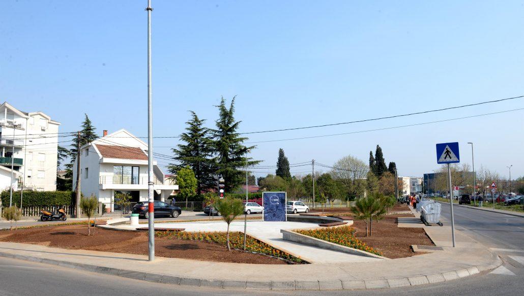 Podgorica dobila prvu mikro 020 lokaciju–zeleni kutak na Zabjelu