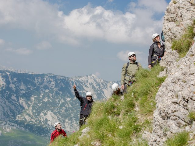 Via Ferrata: Amazing experience you must try in Montenegro!