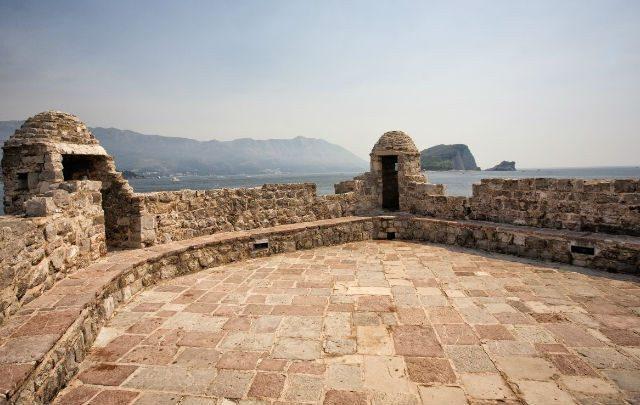 Budva: Otvoreni bedemi Starog grada