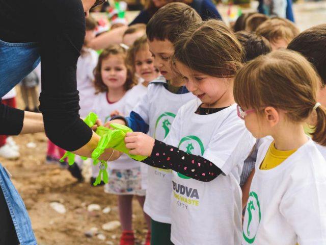 Mališani saznali kako Budva može smanjiti količinu otpada