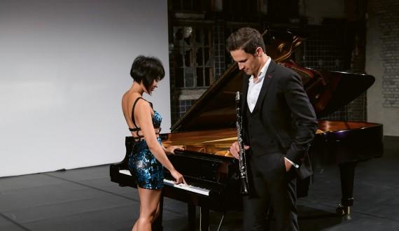 Yuja Wang i Andreas Ottensamer na KotorArt Don Brankovim danima muzike