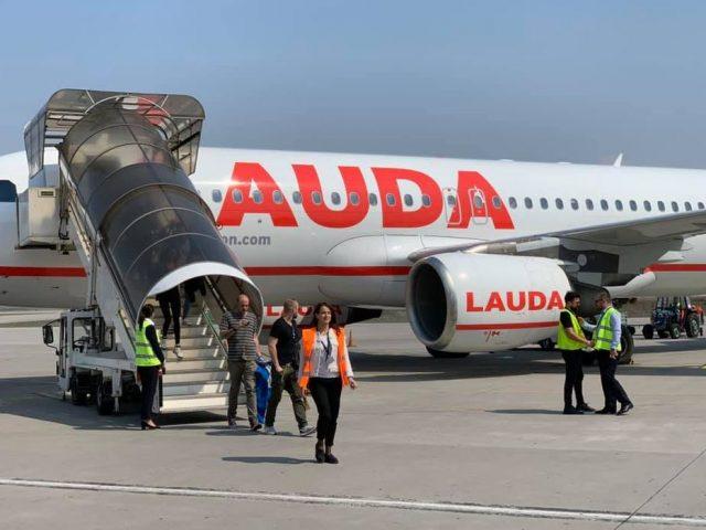 U Podgoricu sletio prvi avion iz Štutgarta