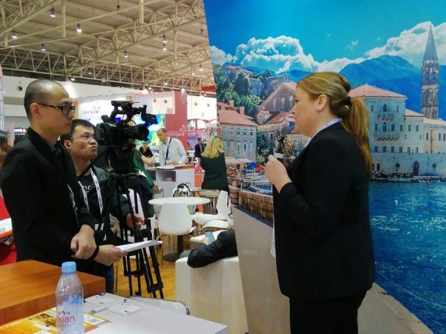 Kinezi česti turisti: Ponuda Crne Gore na sajmu u Pekingu