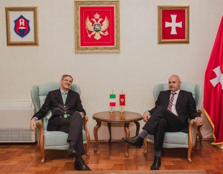 Cetinje: Dan Italije biće obilježen prijemom i zanimljivom izložbom
