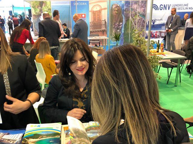 Barani promovisali turističku ponudu u Tirani