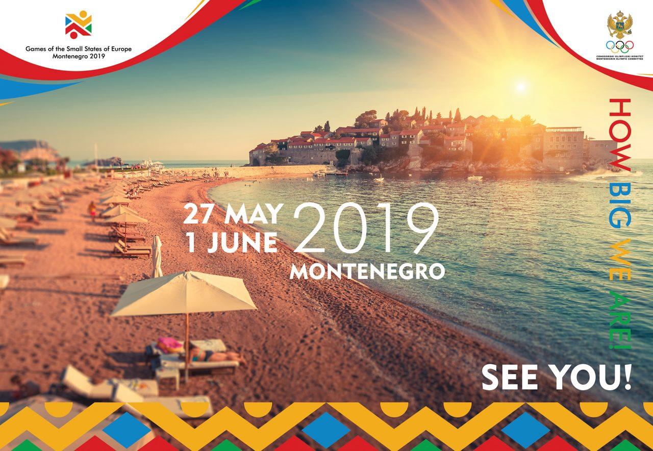 Crna Gora će biti spremna za Igre malih zemalja