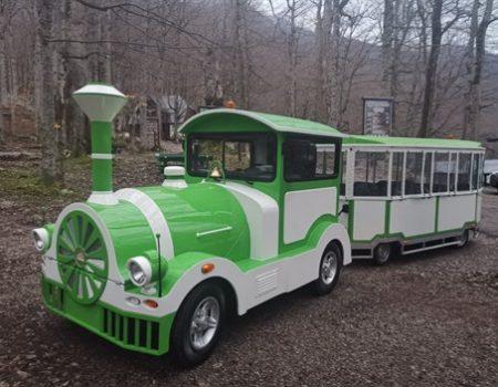 Uskoro turističkim vozićem kroz NP Biogradska gora
