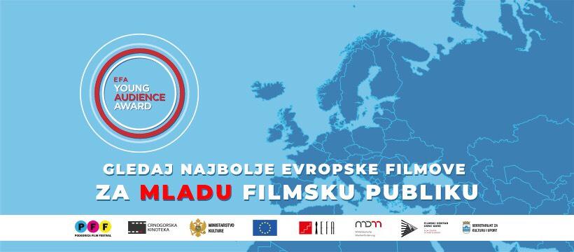 Tinejdžeri iz Crne Gore članovi žirija Evropske filmske akademije!