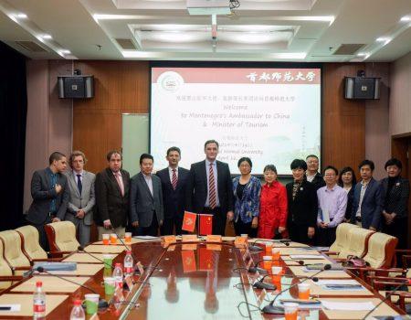 Sve više kineskih turista u Crnoj Gori
