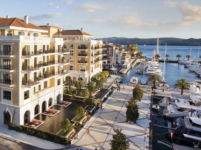 Porto Montenegro je sigurna luka