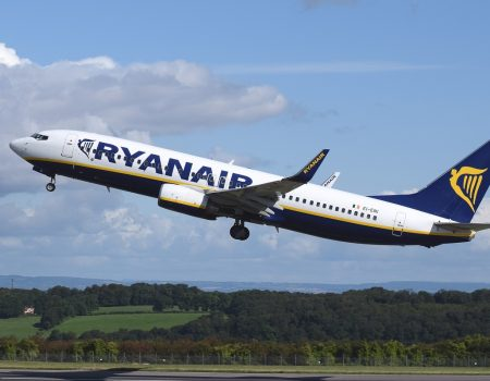 Ryanair ponovo pokrenuo liniju Podgorica-Bolonja