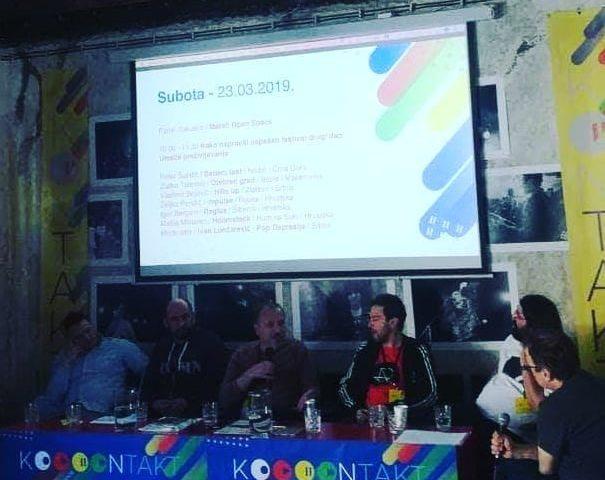 """Bedem fest predstavljao Crnu Goru na """"Kontakt"""" konferenciji u Beogradu"""
