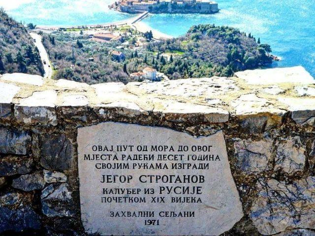 Pratite znakove kraj puta: Ruski graditelj koji je mir našao iznad Budve