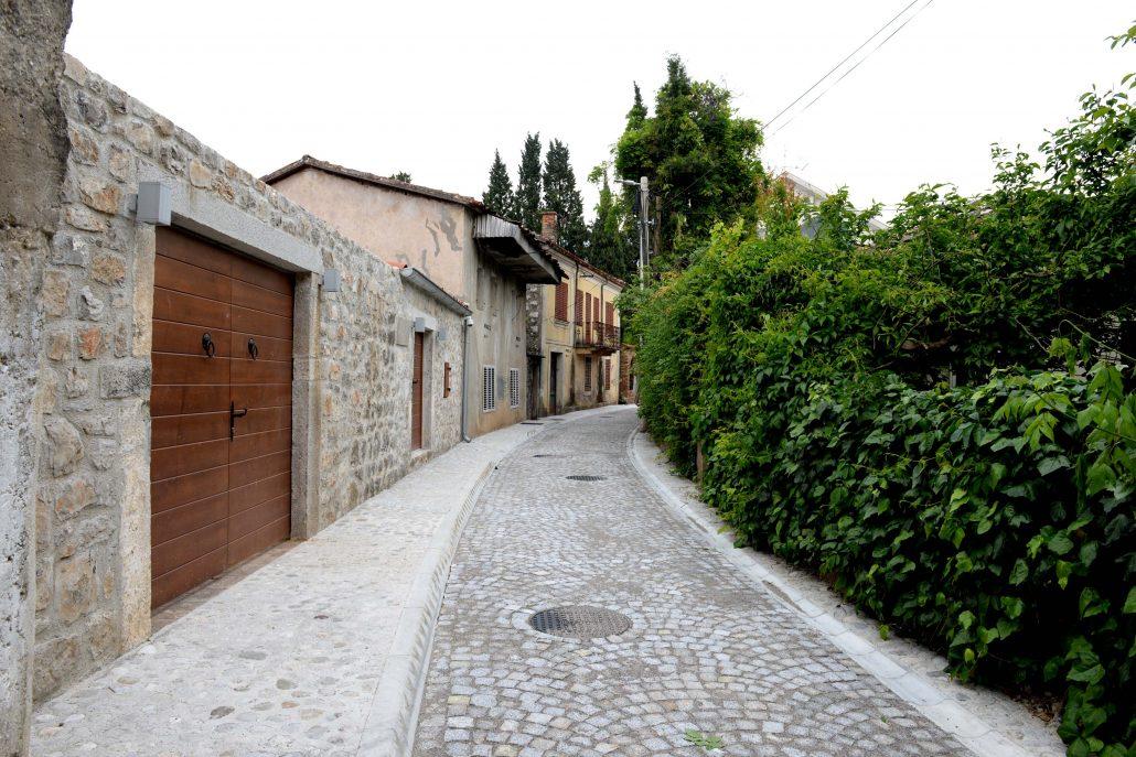 Zablistala ulica Braće Zlatičanin u Staroj Varoši