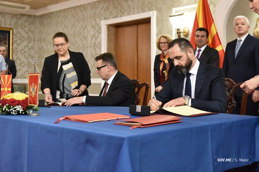 Crna Gora i Republika Sjeverna Makedonija zajedno u aktivnostima očuvanja životne sredine