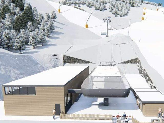 Počinje izgradnja trafostanice za buduća skijališta Žarski i Cmiljača
