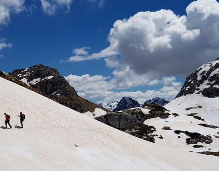 Kučke planine i četiri godišnja doba u jednom danu