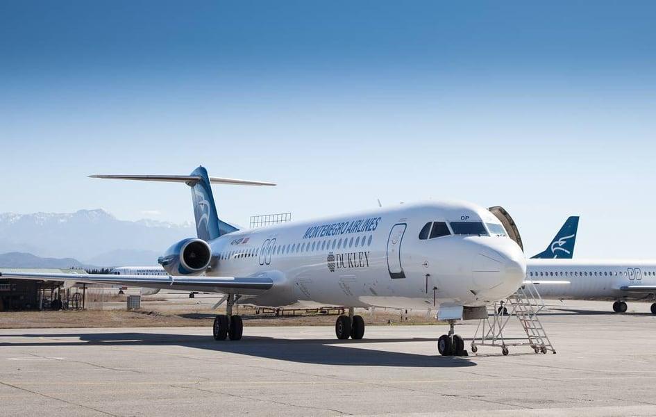 Montenegro Airlines bilježi rast u prodaji i doprinosi produženju turističke sezone
