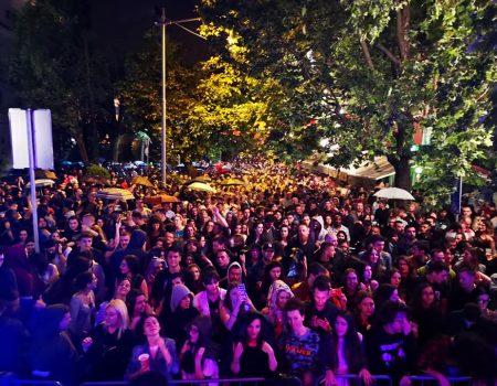 Orhan oduševio publiku: Fenomenalna proslava 21.maja u Podgorici