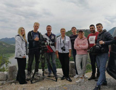 Travel Channel Poland snima emisije o Crnoj Gori