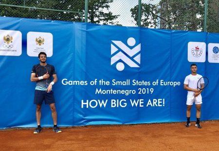 Budvanska rivijera preuzela upravljanje nad teniskim terenima Slovenske plaže