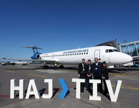 Uvedena avio linija Hanover-Tivat