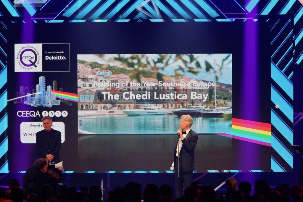 Čedi Luštica Bay najbolji projekat jugoistočne Evrope