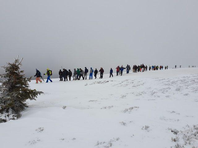 Pohod na Tromeđu po snijegu i vjetru: Prokletije predate katunjanima