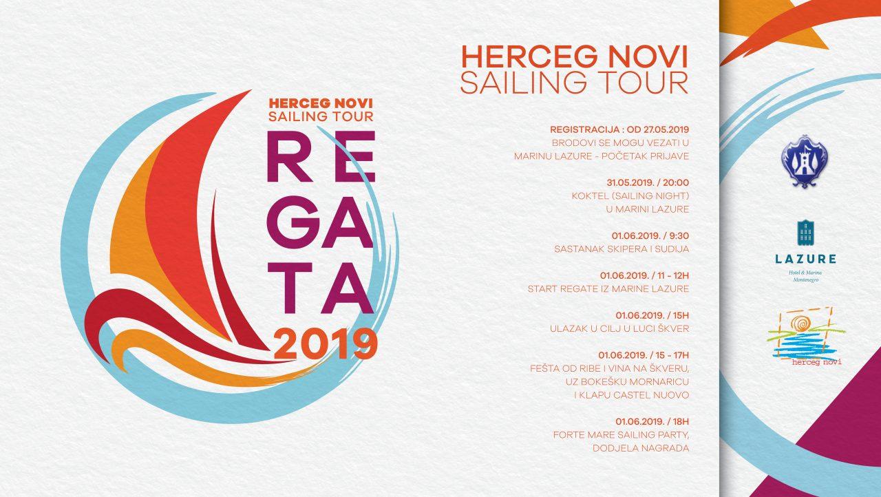 Regata kao najava sezone u Herceg Novom, učestvuje i solarni jedrenjak Ramba Amadeusa