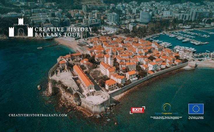 Kreativna istorija Balkana: Budvanski Stari grad u novom svjetlu