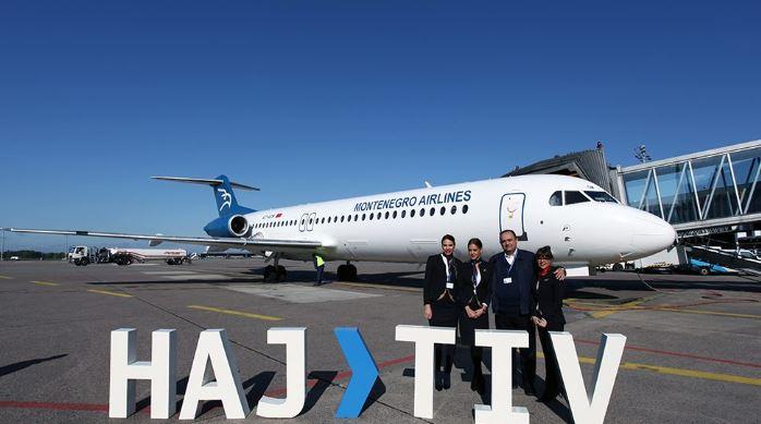 Montenegro Airlines: Želimo što više njemačkih turista