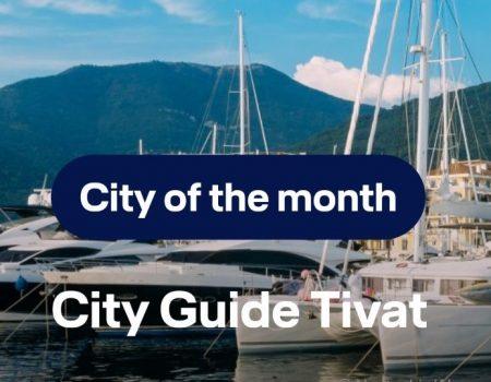 Tivat grad mjeseca na Lufthansinom sajtu