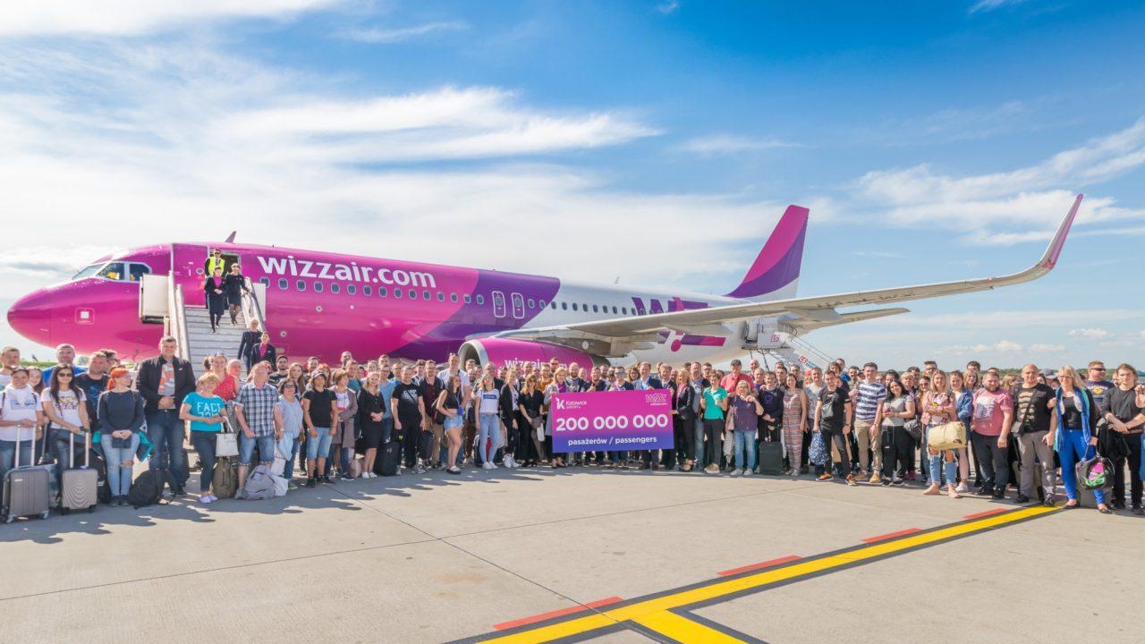Wizz Air slavi 15 godina rada i 200 miliona prevezenih putnika