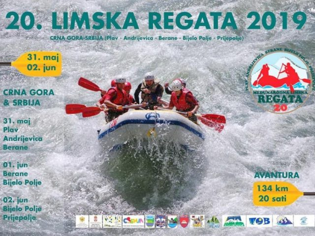 Limska regata od 31. maja do 2. juna
