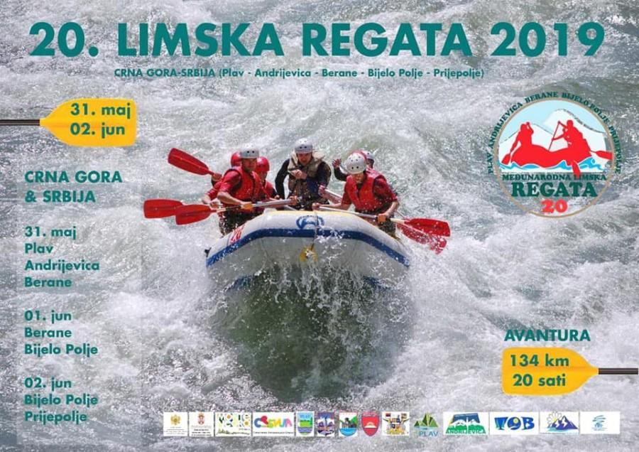 Limska regata od 31. maja do 2. juna