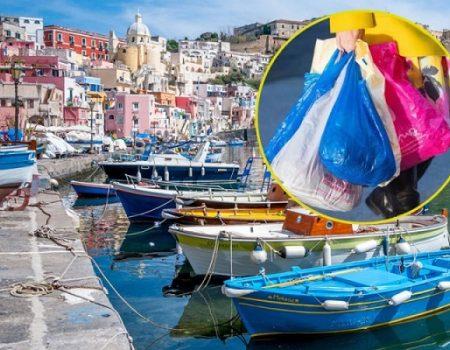 Na Kapriju za korišćenje plastike kazna 500 eura