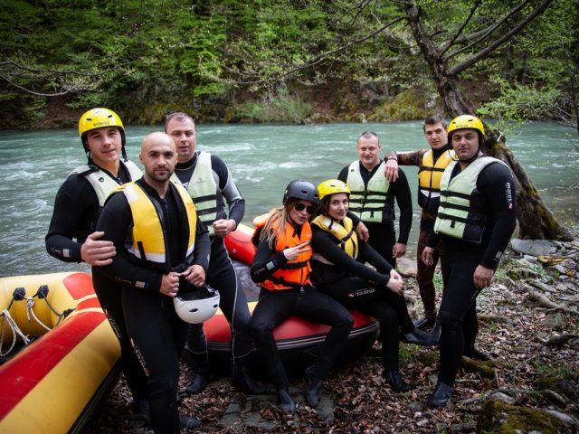 Prvomajska regata pun pogodak za početak sezone u Mojkovcu